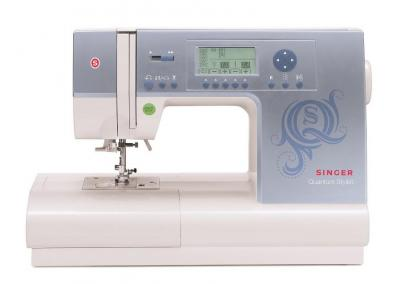 Singer 9980 Quantum Stylist Sewing Machine [Energy Class A] for 220 Volts